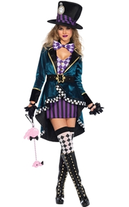 Hatter costume woman