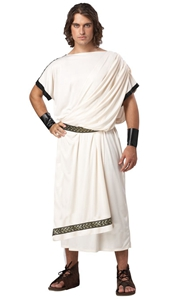 Classic Men Deluxe Greek Cosplay Costume Party Halloween Costume