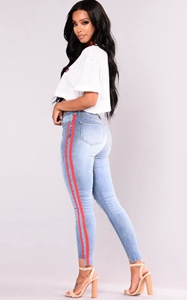 Athlete Jeans  Blue ...