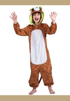 Kigurumi Pajama Tiger Onesie For Children Latest Design  Animal Costume Halloween