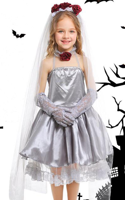 Ghostly Girl Bride C...
