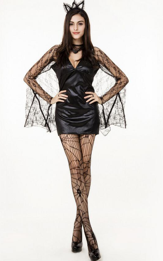 Halloween Bat Costum...