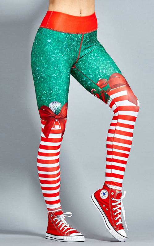 Christmas Trousers F...
